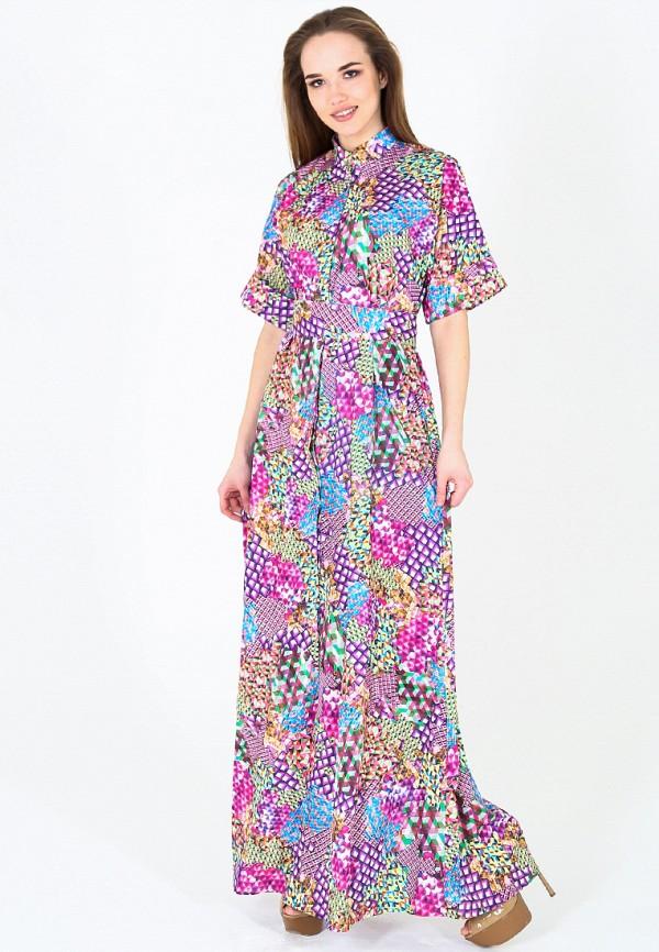 Купить Платье Malaeva, MP002XW025TJ, разноцветный, Весна-лето 2018