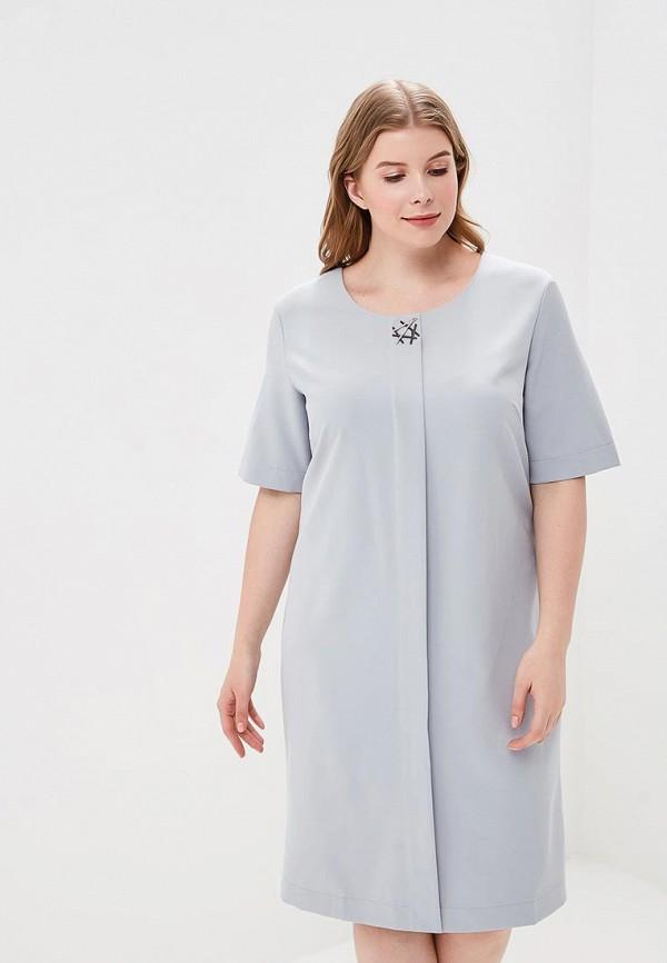 Купить Платье Balsako, mp002xw025ws, серый, Весна-лето 2018