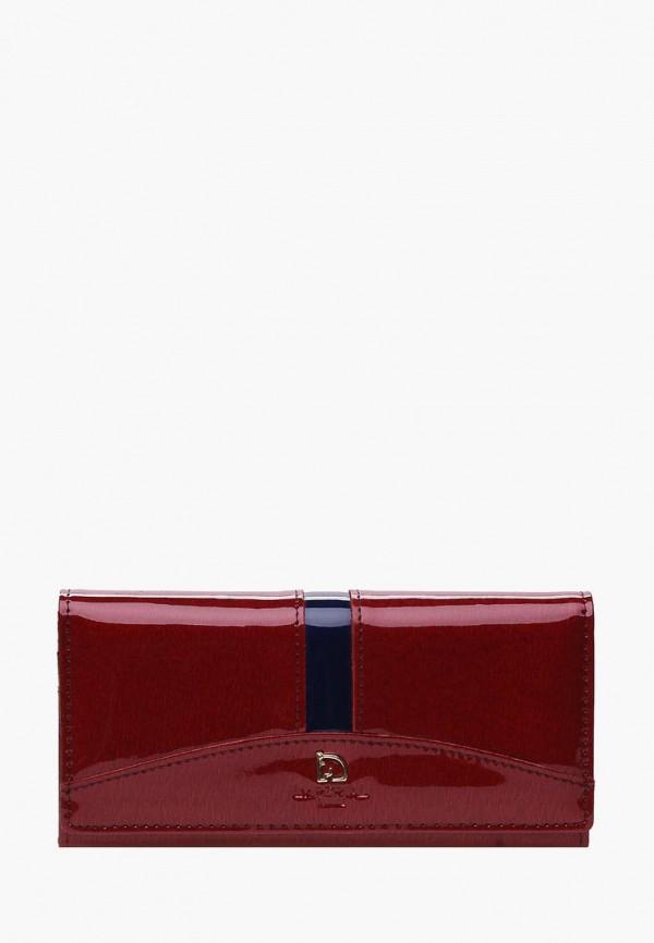 женский кошелёк bag republic, красный