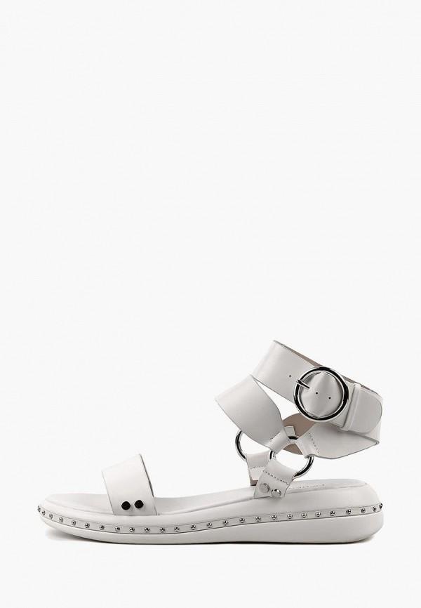 женские сандалии leberdes, белые