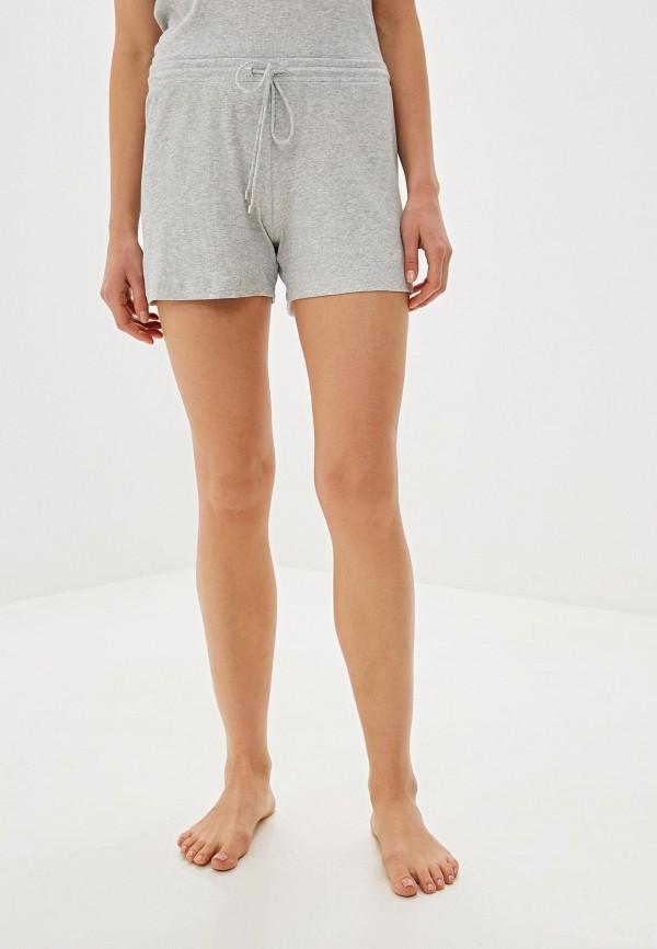 женские шорты intimissimi, серые