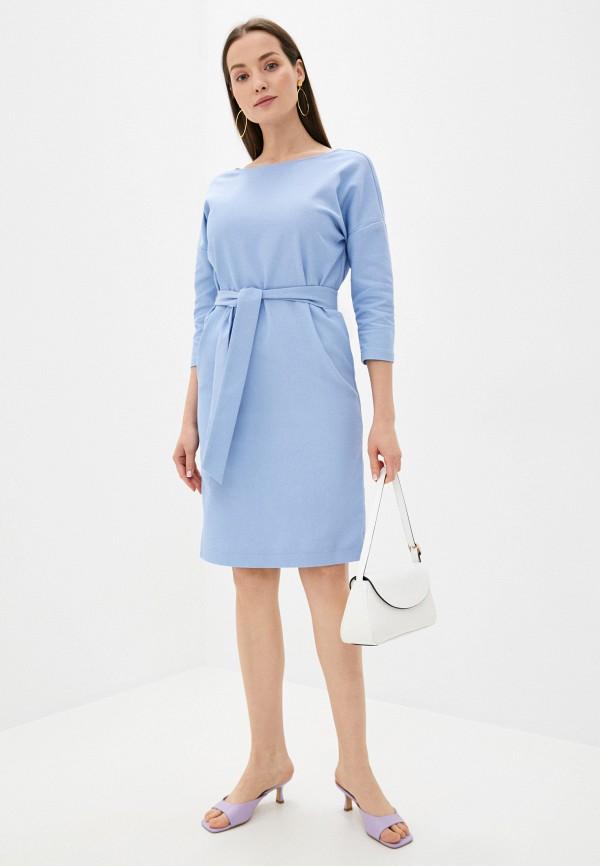 Платье Kira Plastinina цвет голубой  Фото 2