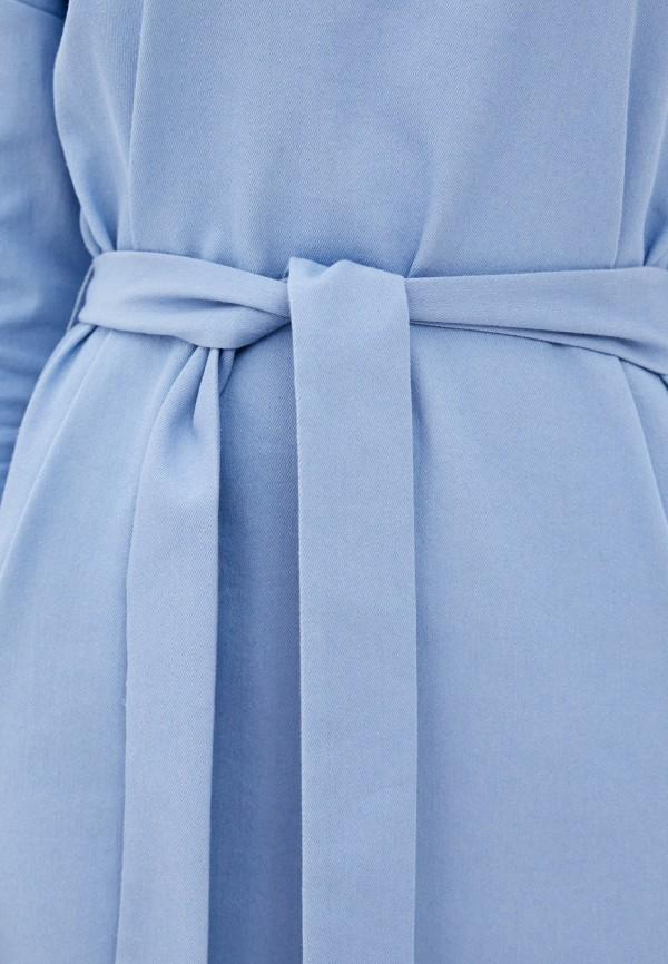 Платье Kira Plastinina цвет голубой  Фото 4