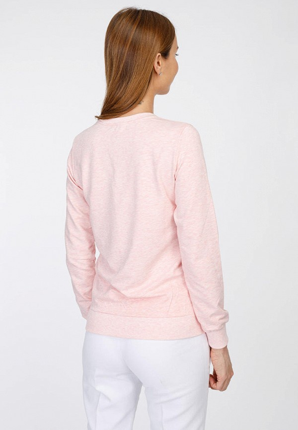 Свитшот Bazzaro цвет розовый  Фото 2