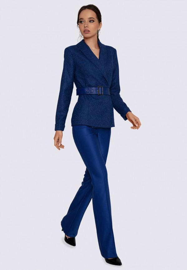 женский костюм anushka by anna pavlova, синий