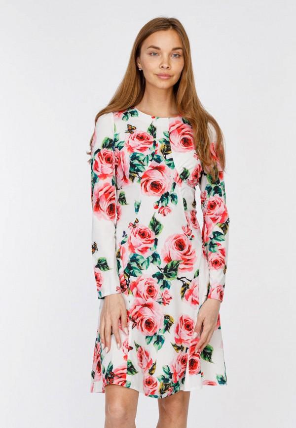 Платье Bazzaro цвет белый