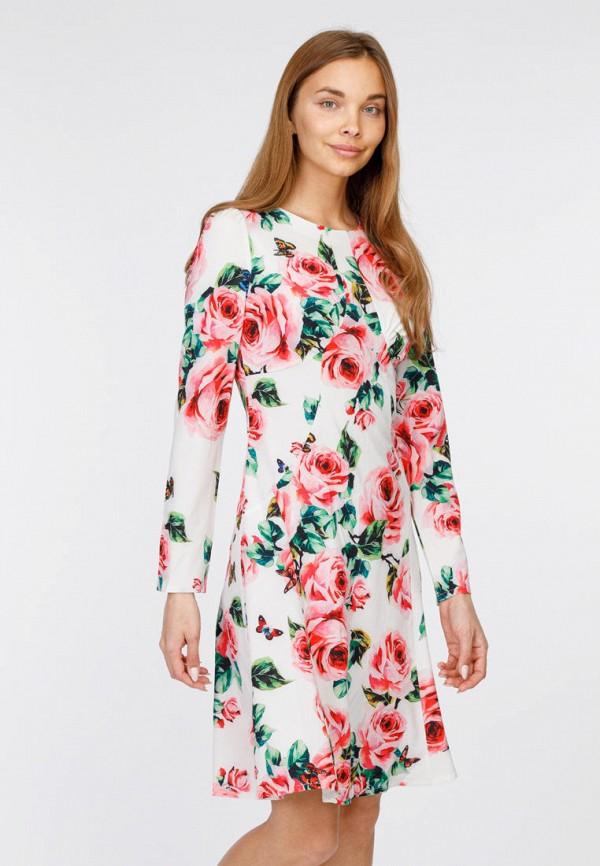 Платье Bazzaro цвет белый  Фото 4