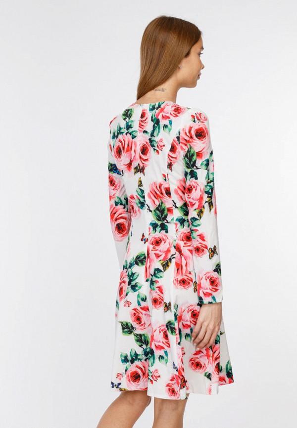 Платье Bazzaro цвет белый  Фото 3
