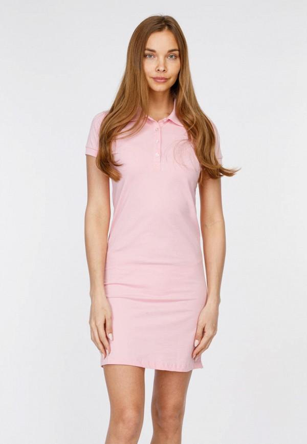 Платье Bazzaro цвет розовый
