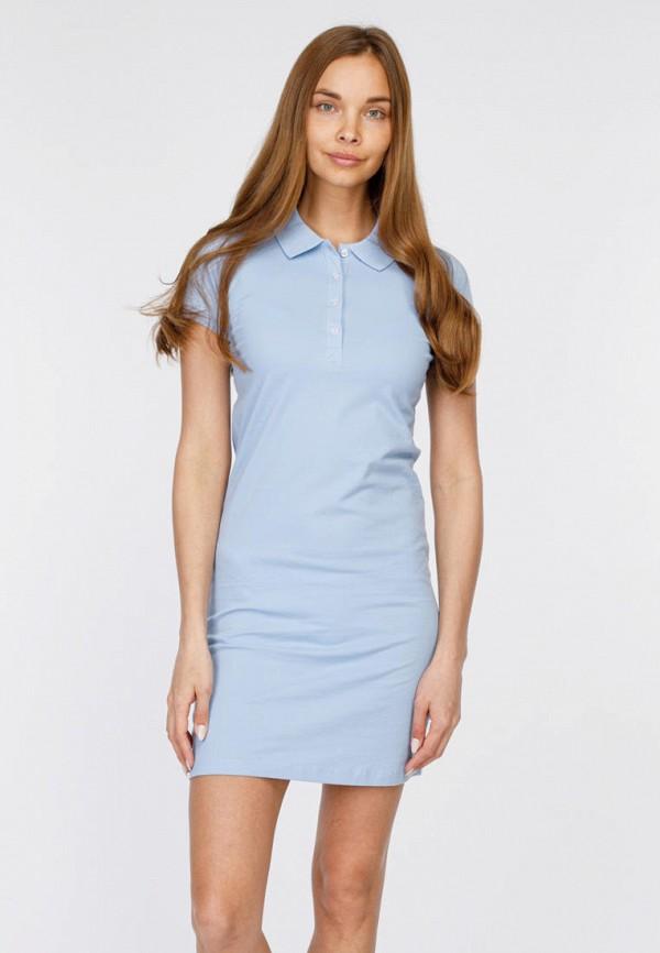 Платье Bazzaro цвет голубой