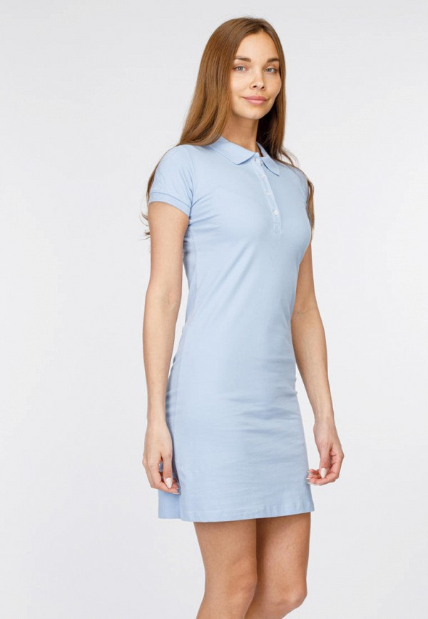 Платье Bazzaro цвет голубой  Фото 4