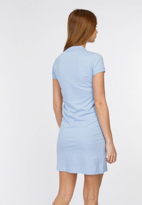 Платье Bazzaro цвет голубой  Фото 3