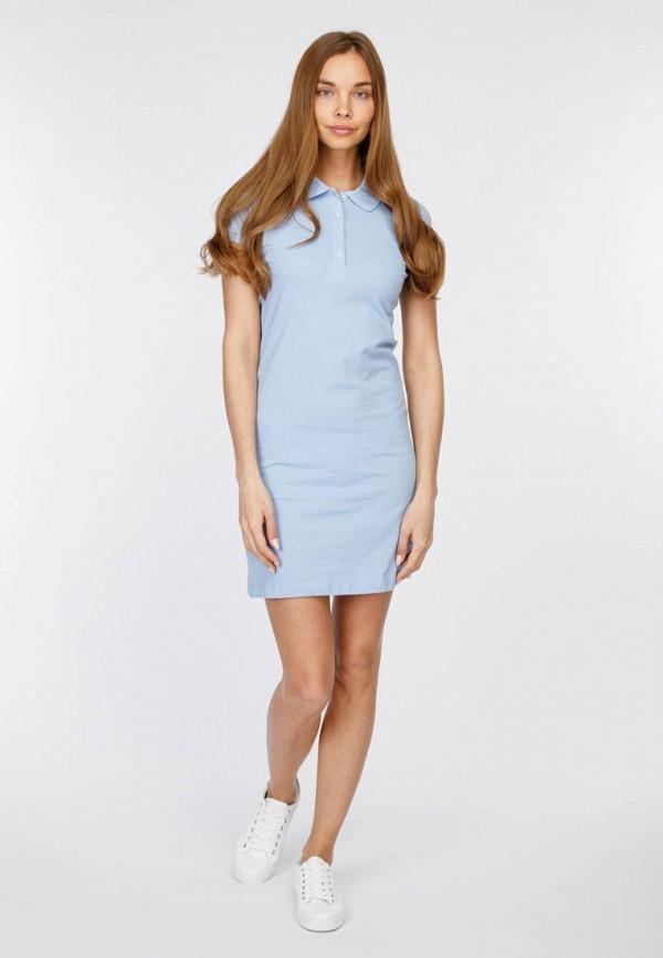 Платье Bazzaro цвет голубой  Фото 2