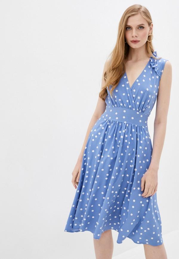 Платье AM One AM One  голубой фото