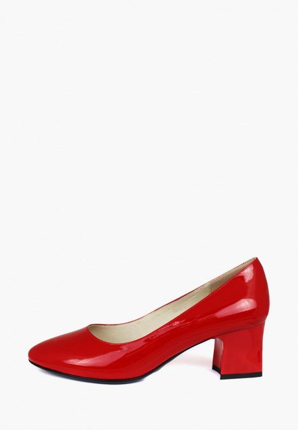 женские туфли blizzarini, красные