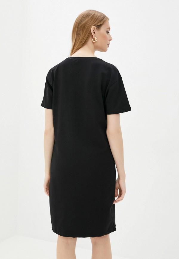 Платье Whitney цвет черный  Фото 3