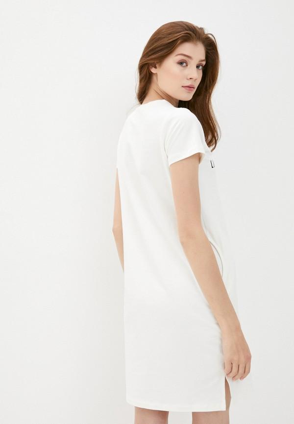 Платье Whitney цвет белый  Фото 3