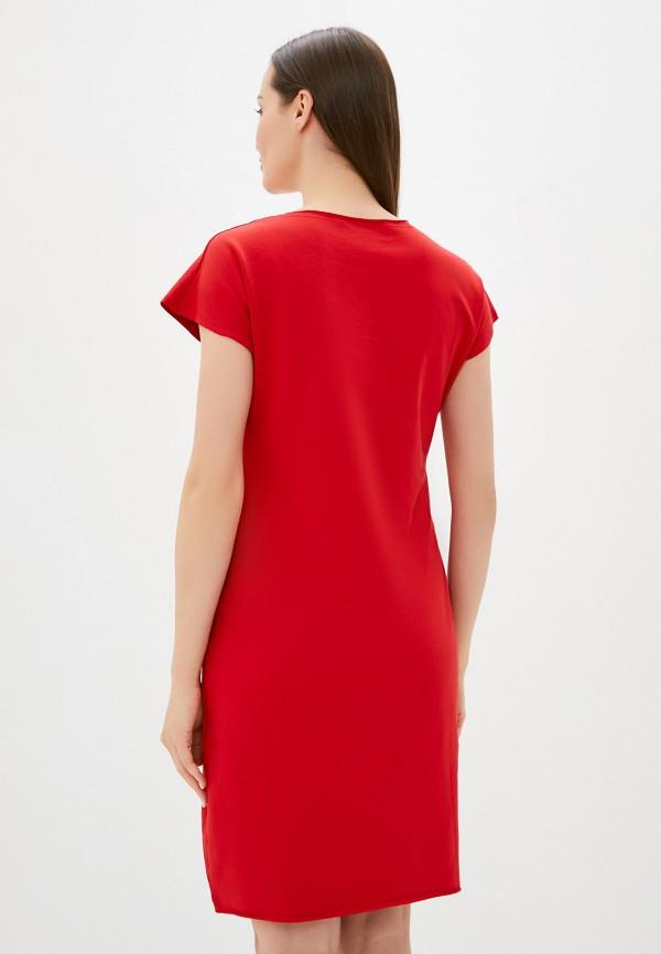 Платье Whitney цвет красный  Фото 3