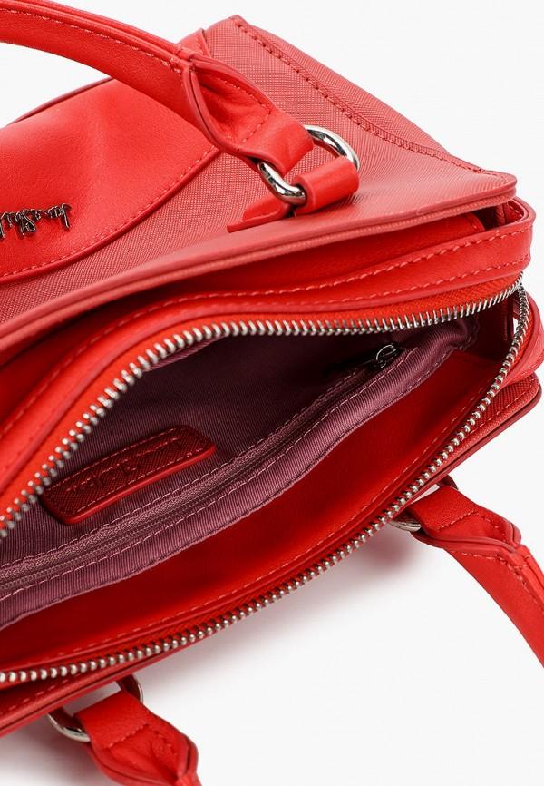 Сумка Jane Shilton цвет красный  Фото 3