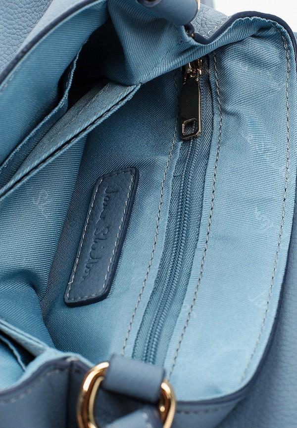 Сумка Jane Shilton цвет голубой  Фото 3