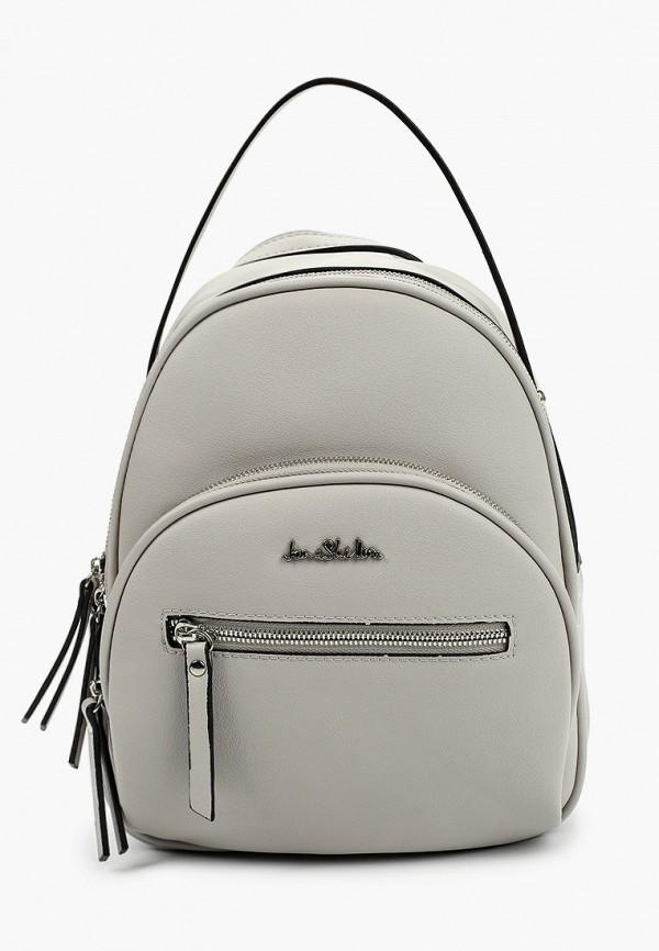 женский рюкзак jane shilton, серый