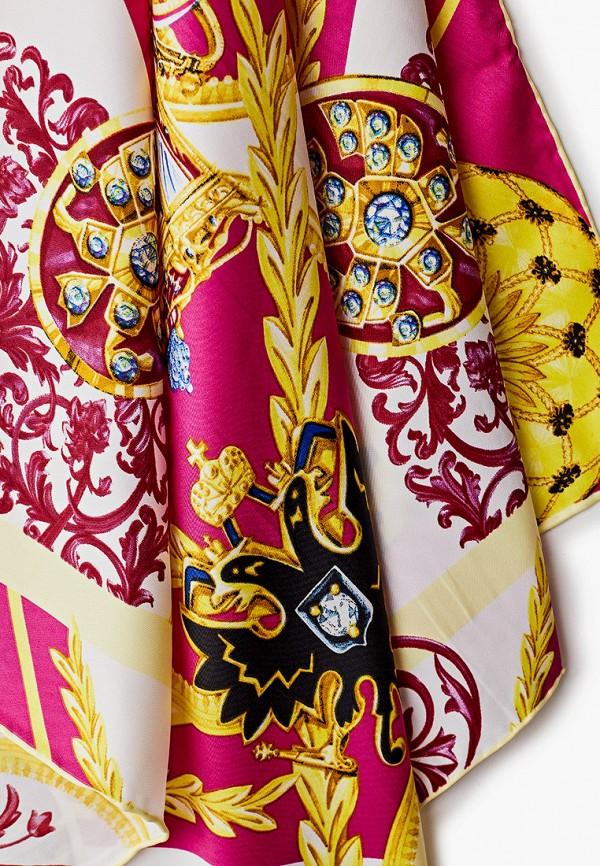 Платок Русские в моде цвет разноцветный  Фото 2