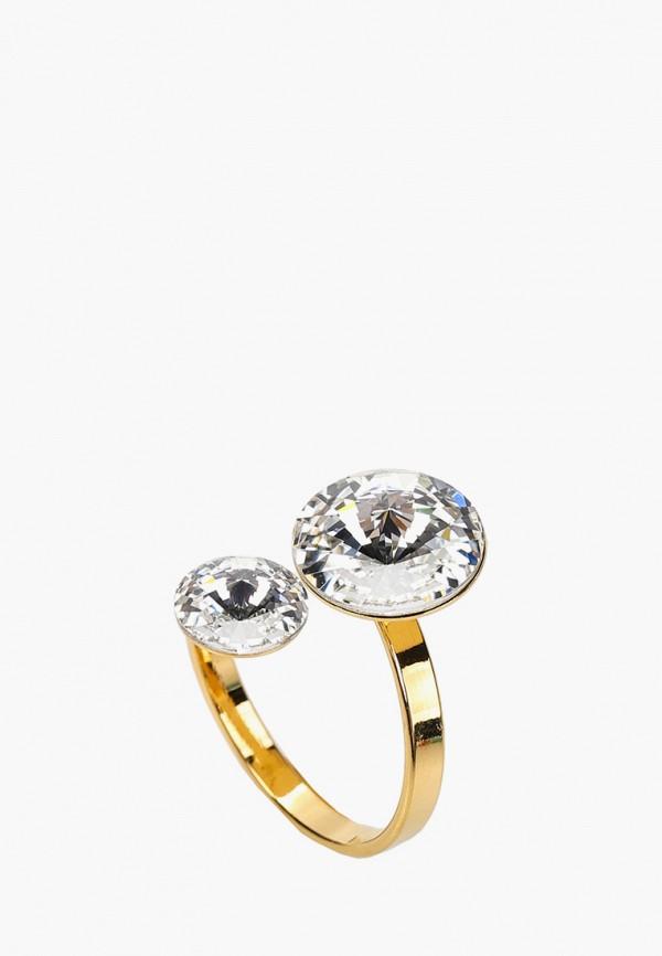 Кольцо Amante Crystal Amante Crystal  золотой фото