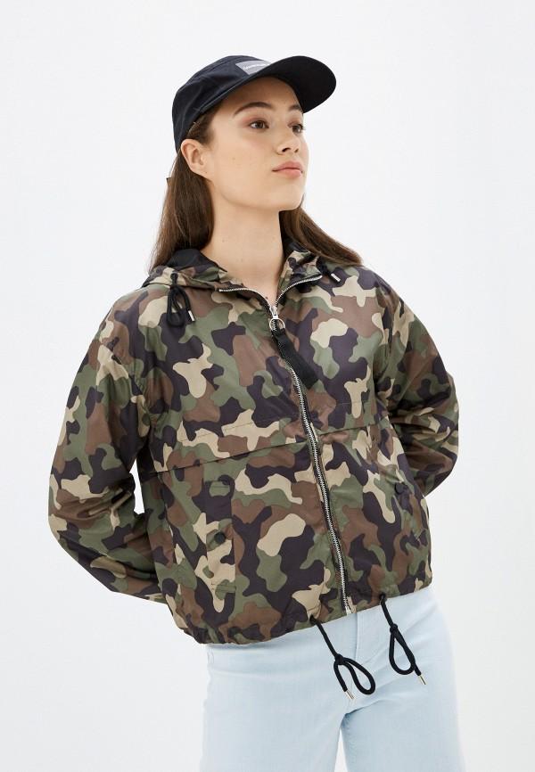 женская легкие куртка befree, хаки