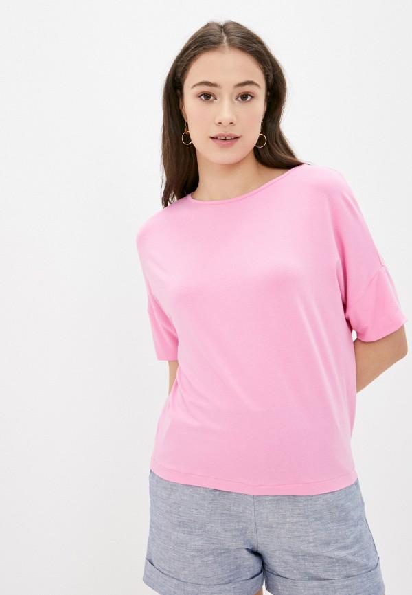 женская блузка ruxara, розовая