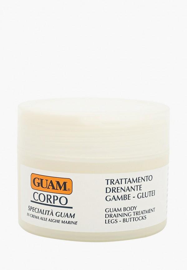 женский крем для ног guam