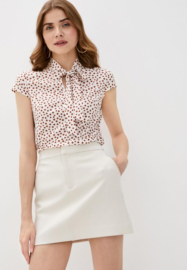 Блуза shovsvaro цвет белый