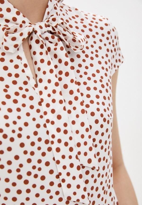 Блуза shovsvaro цвет белый  Фото 4