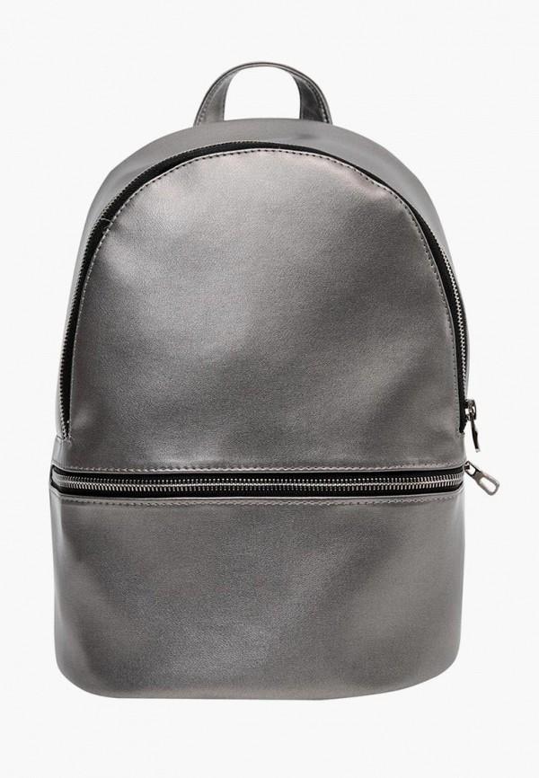 женский рюкзак sambag, серебряный