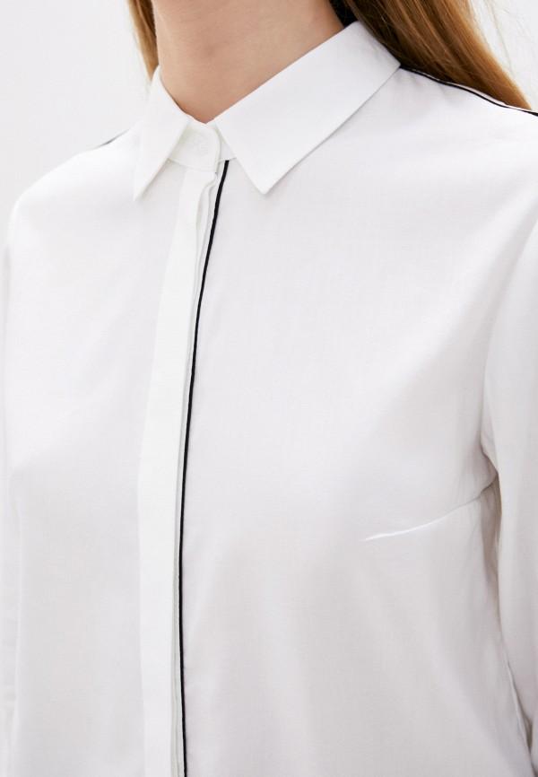 Рубашка Rivadu цвет белый  Фото 4