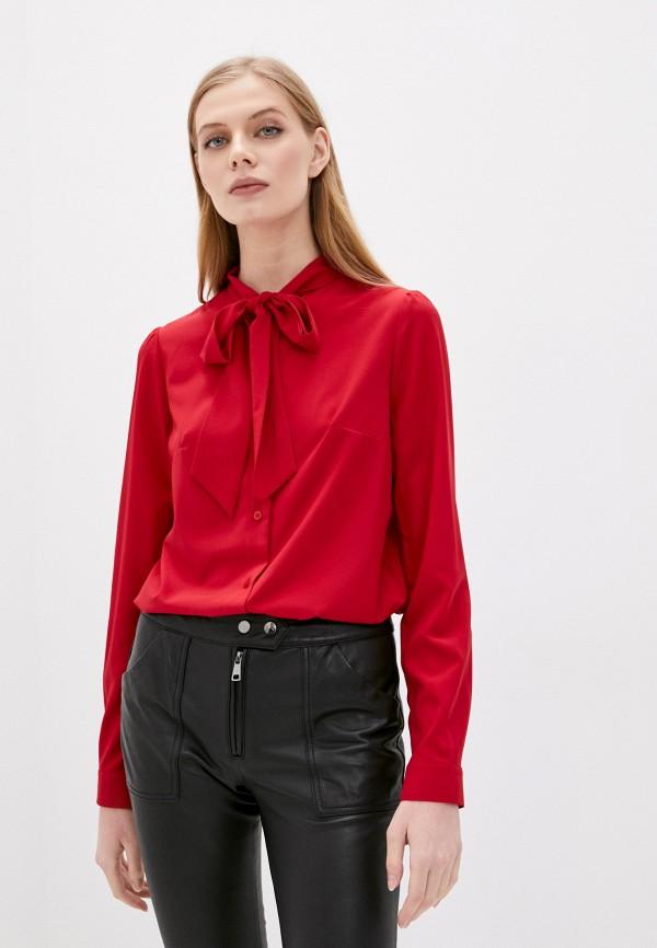 Блуза Rivadu цвет красный