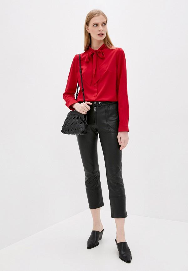 Блуза Rivadu цвет красный  Фото 2