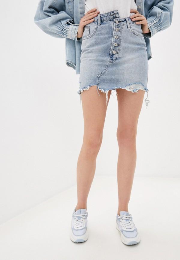 Юбка джинсовая Katomi