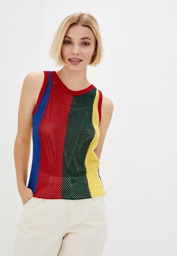 женский топ nataclub, разноцветный