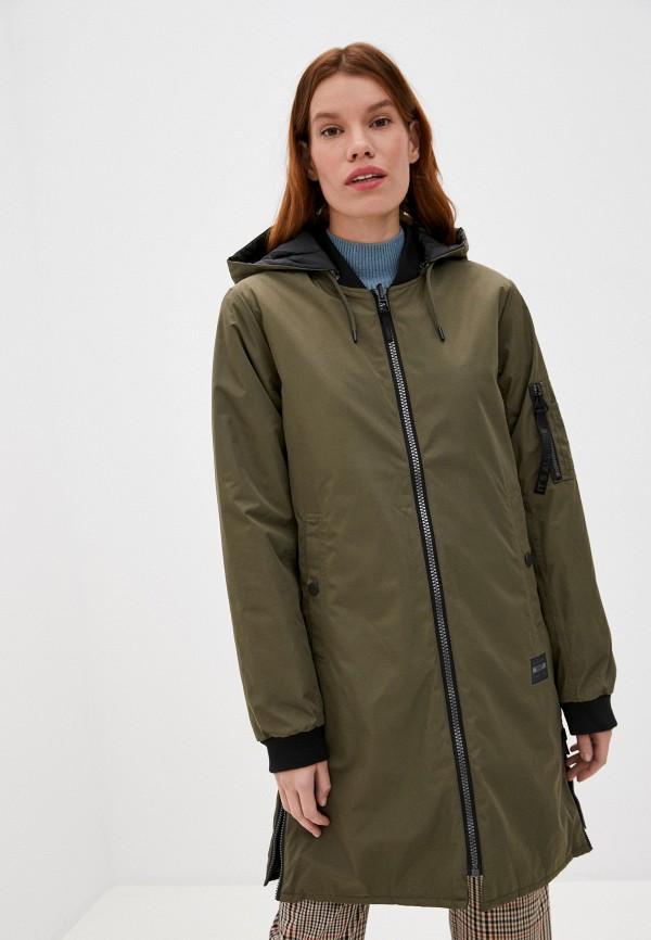 женская спортивные куртка termit, разноцветная