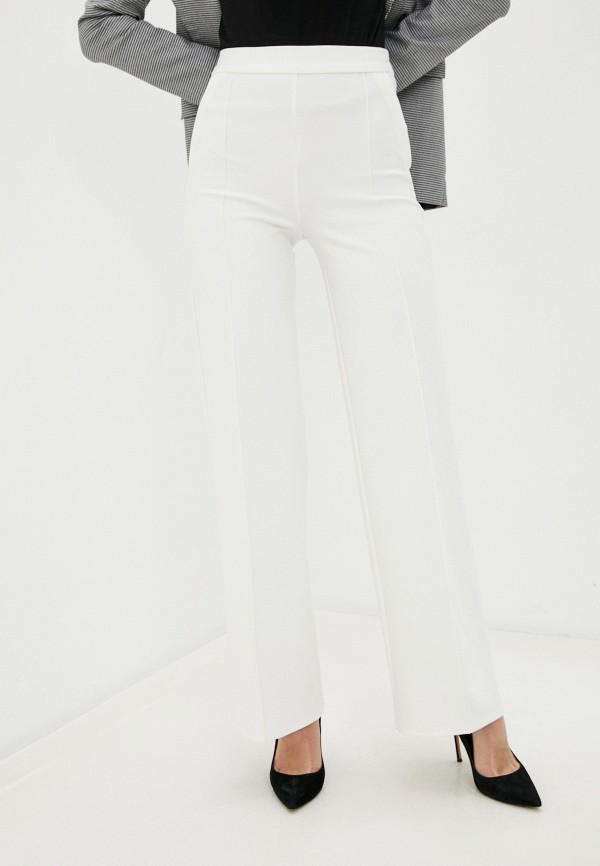 женские повседневные брюки toryz, белые