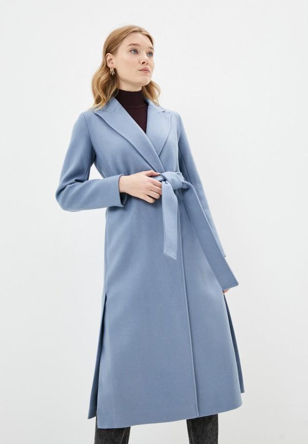 Пальто Vivaldi голубого цвета