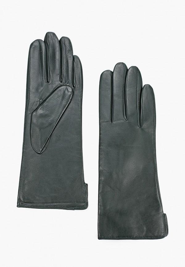 женские кожаные перчатки lantana, зеленые