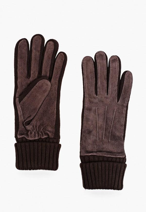 женские кожаные перчатки onigloves, коричневые