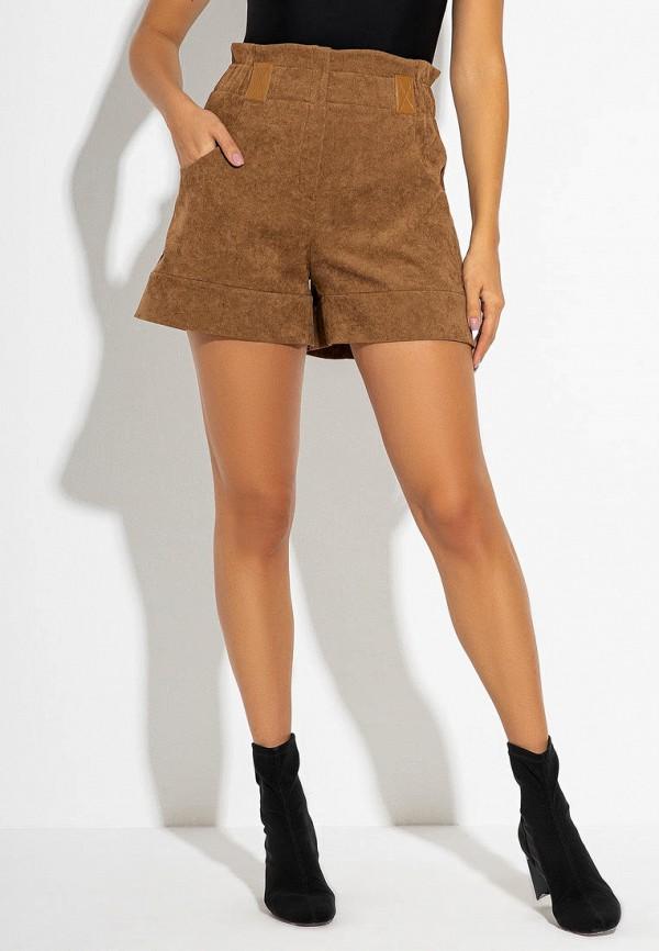 женские повседневные шорты itelle, бежевые