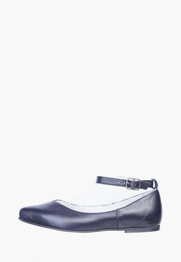 женские туфли cliford, синие