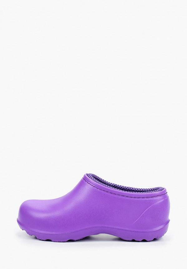 Галоши Evart цвет фиолетовый