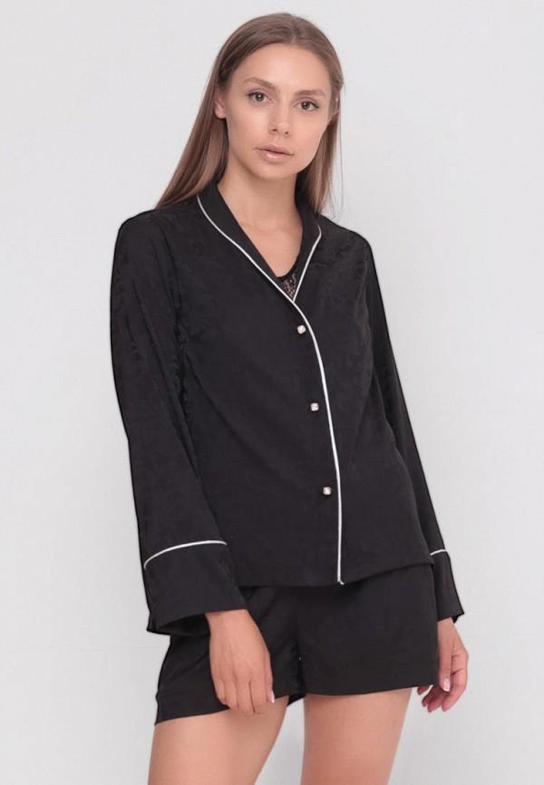 женская пижама sfn, черная