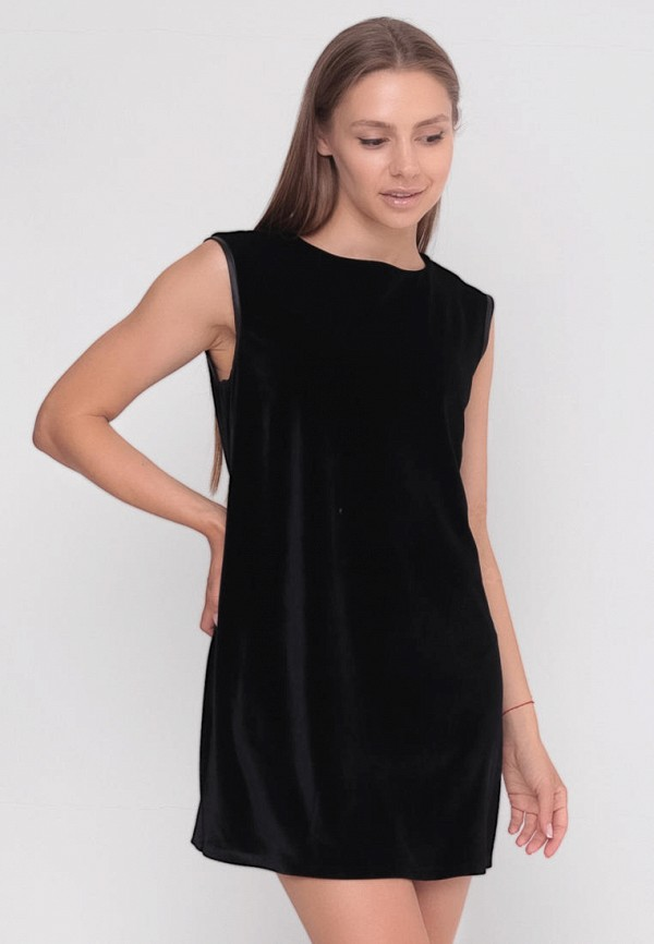 женское вечерние платье sfn, черное