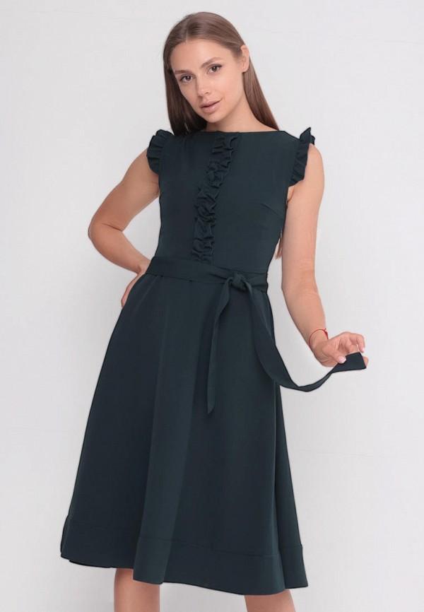 женское повседневные платье sfn, синее