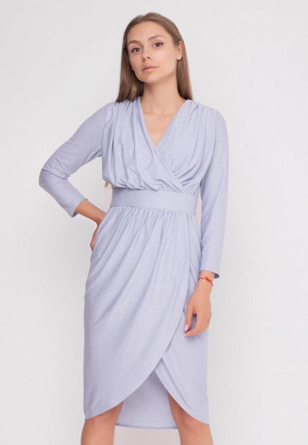 женское платье sfn, серое